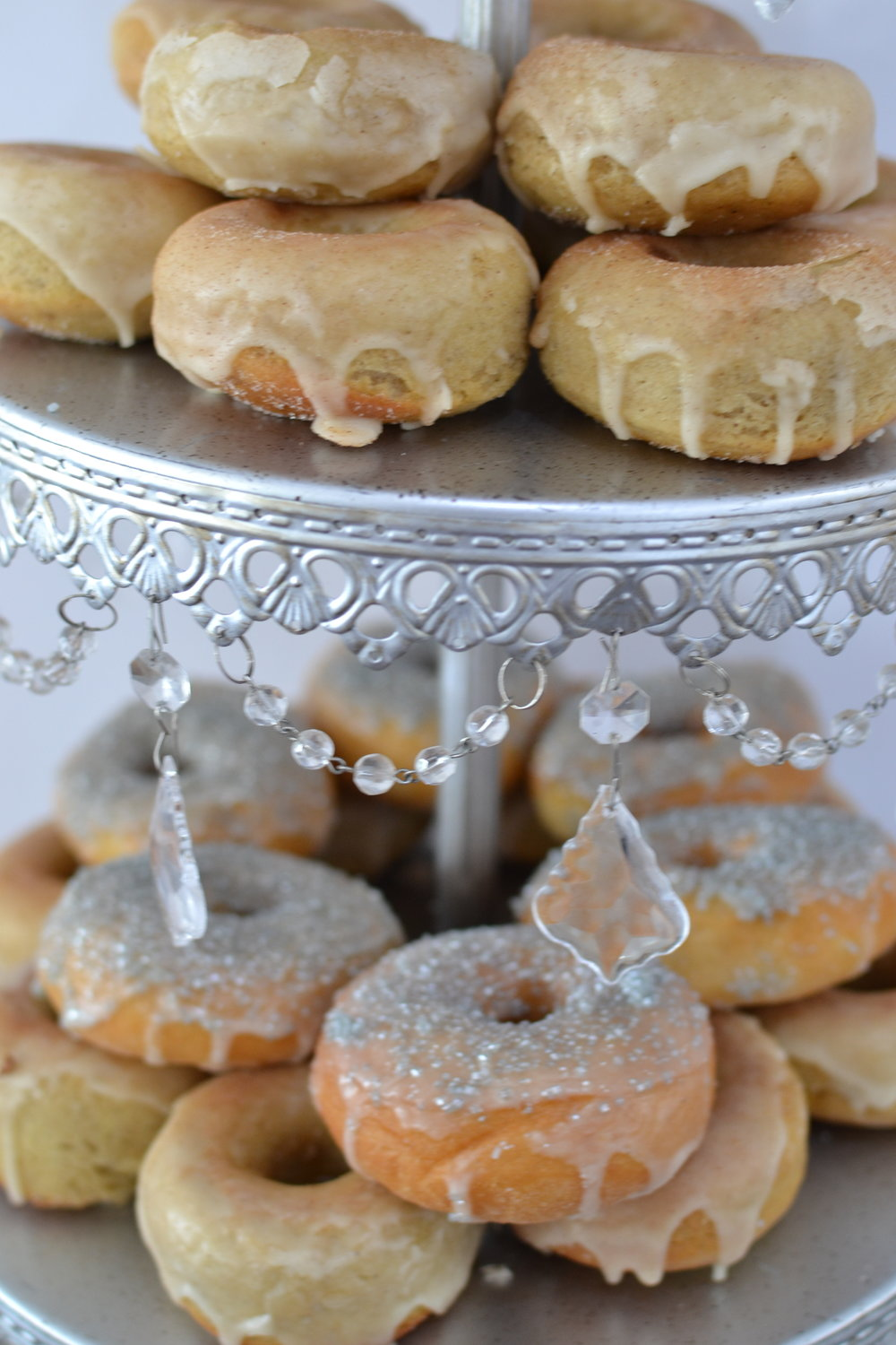 Donut Bar with Glitter Donuts