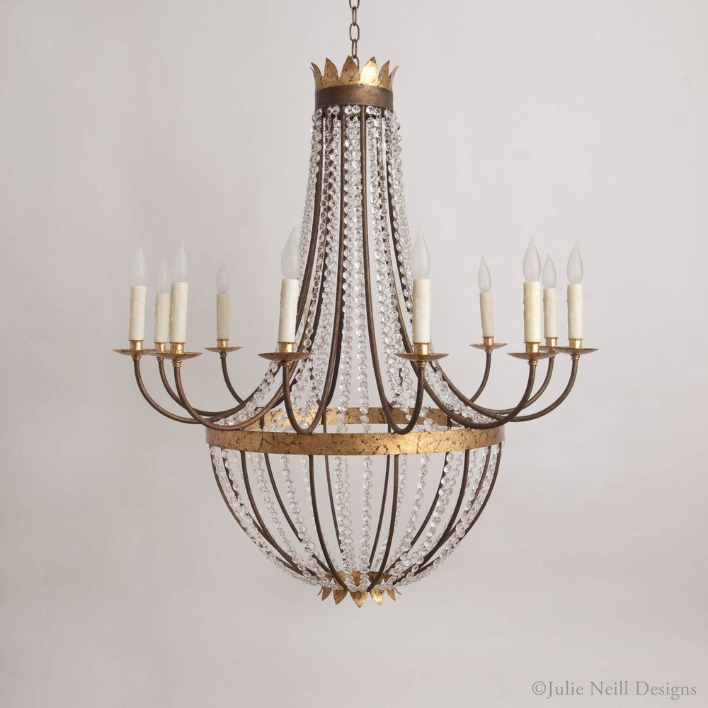 Cinderella_Chandelier_JulieNeillDesigns