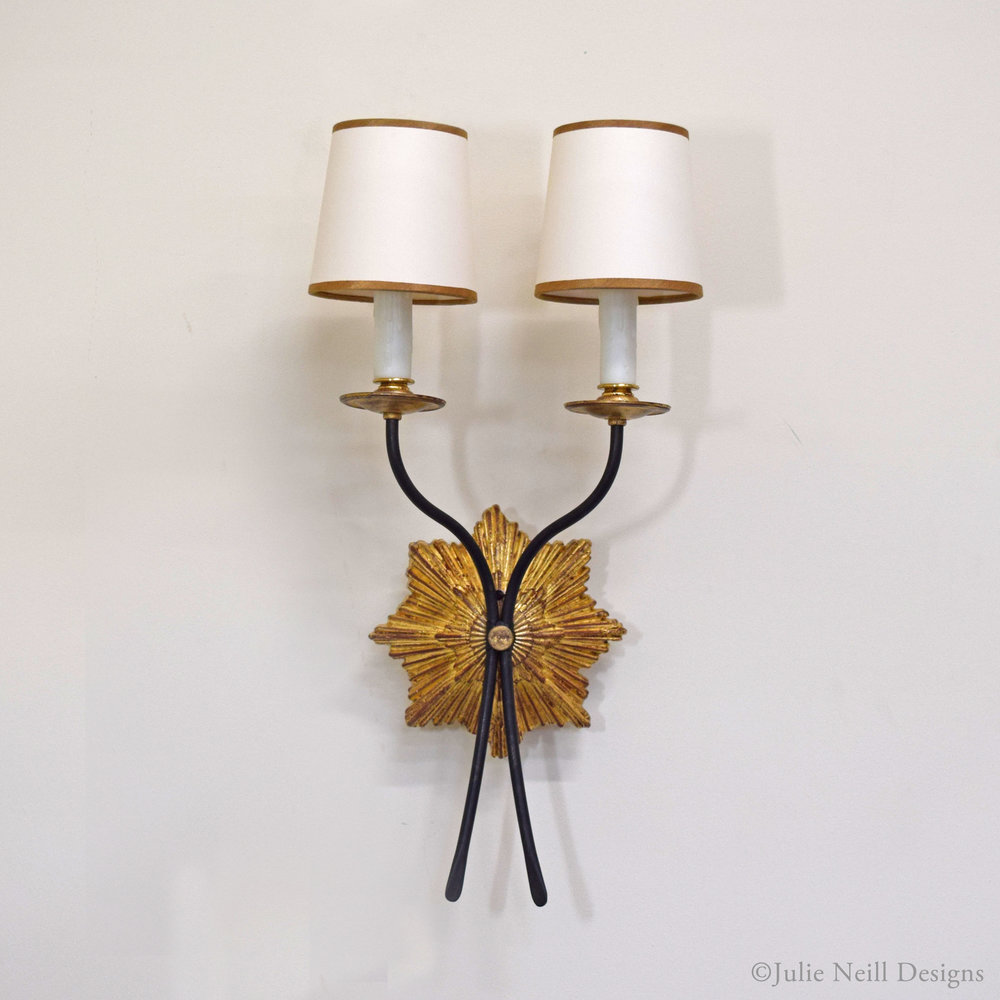 Louis_Sconce_JulieNeillDesigns