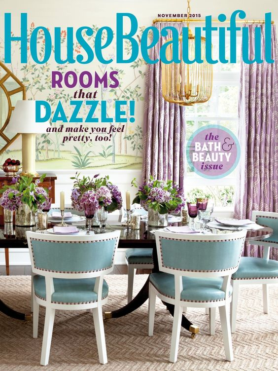 House Beautiful November 2015