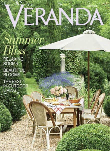 Veranda May / June 2014