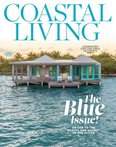Coastal Living April 2017