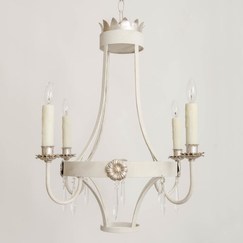 Chandelier gallery 1 julie neill designs angela petite chandelier aloadofball Images