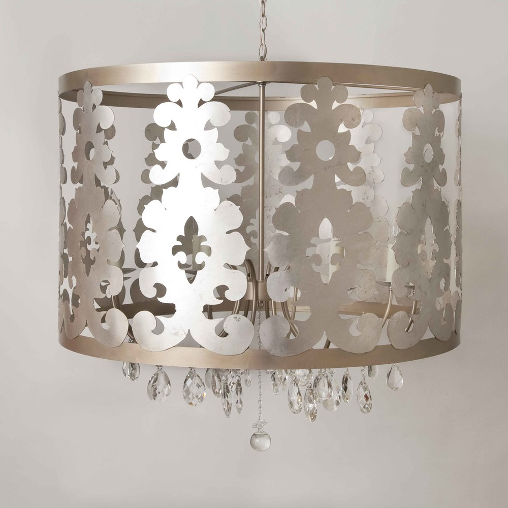 MeMe Large Chandelier - Hollywood Silver and Glazed Silver-20.jpg