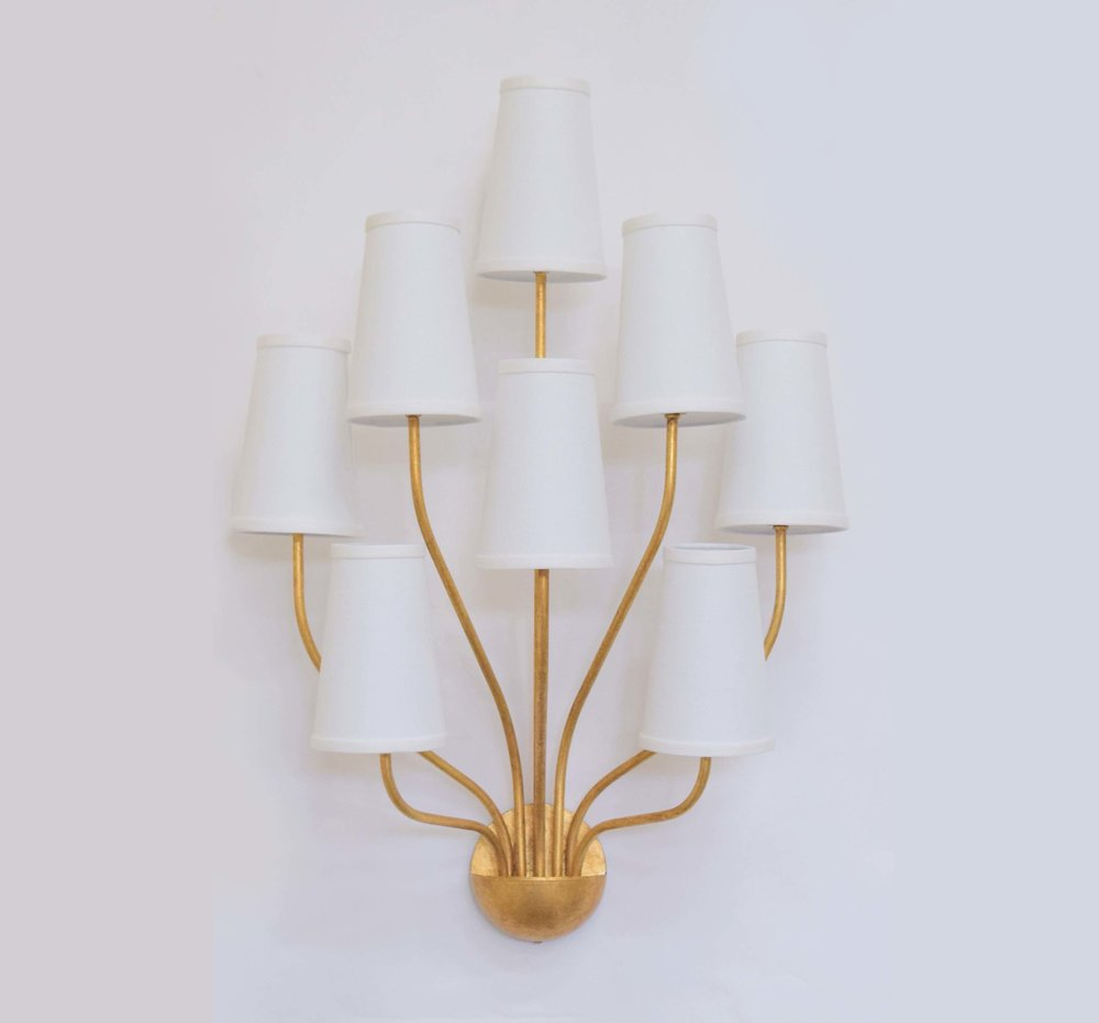 Holly 8-Arm Sconce *