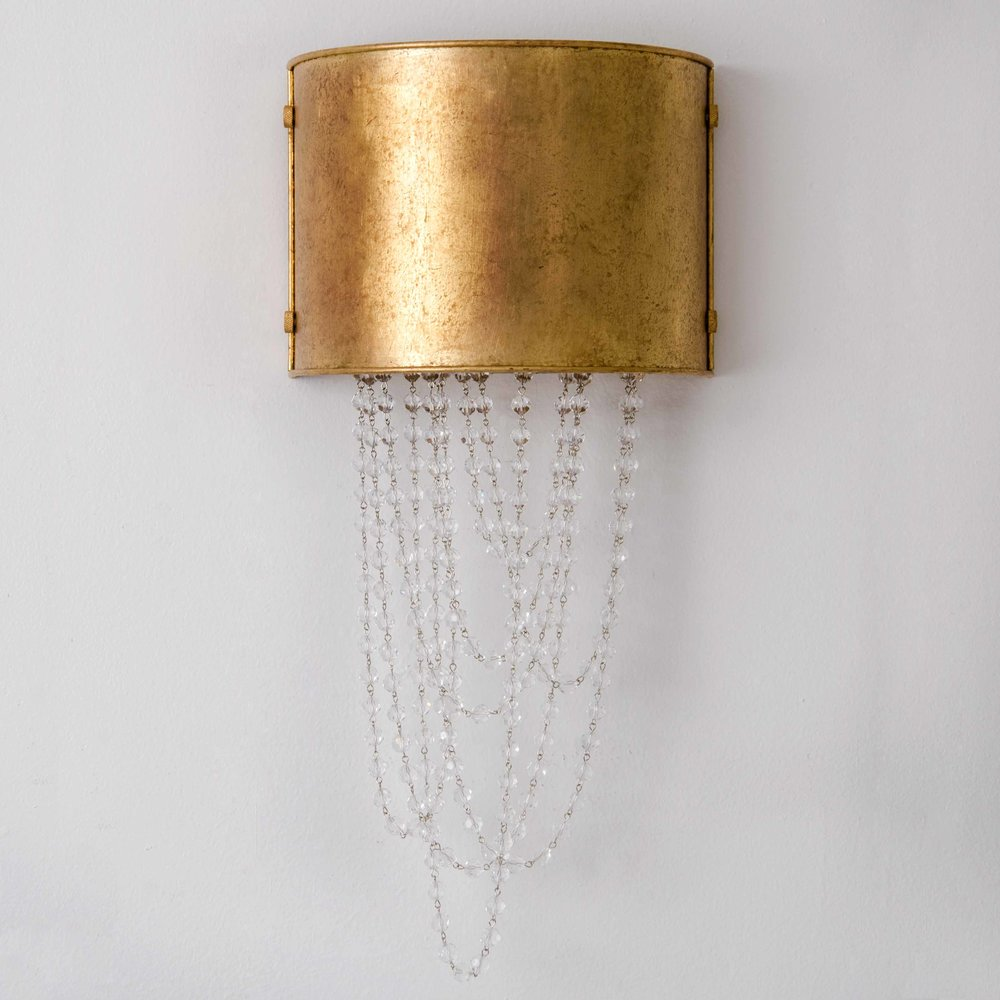 Niagara Draped Sconce *