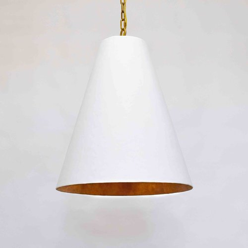 Palmer Shade Gold Interior Chandelier *