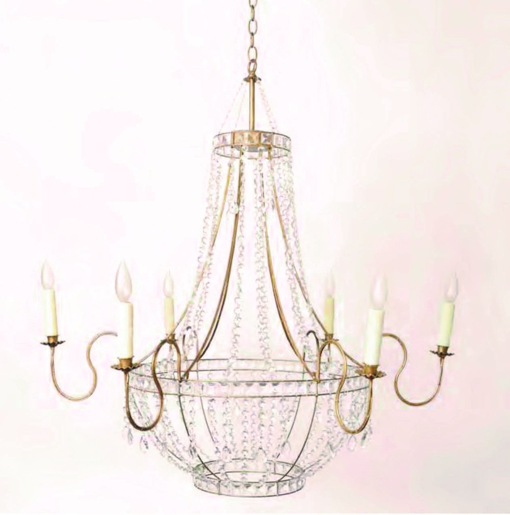 Brooke Chandelier