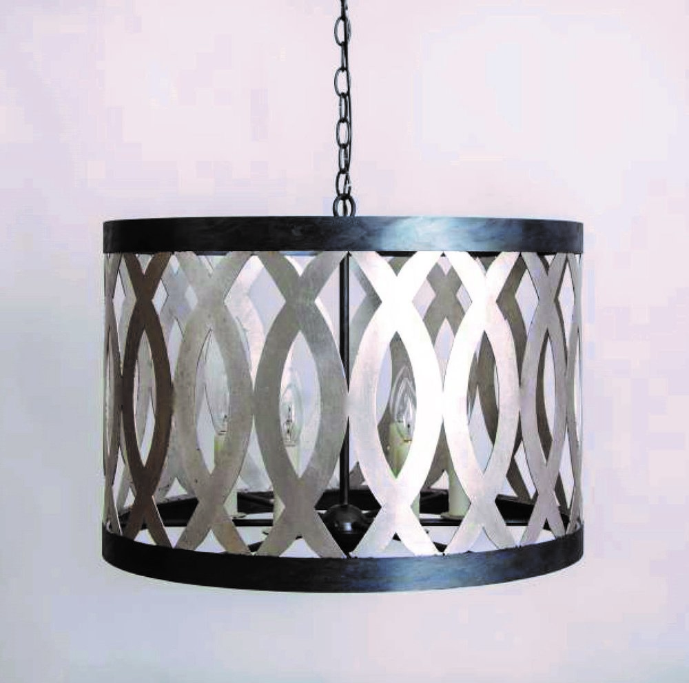Ingrid Drum Chandelier *