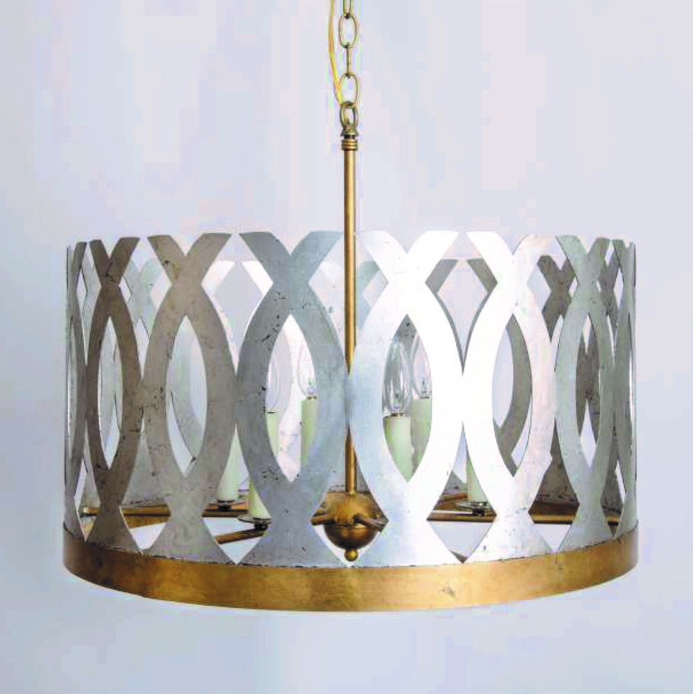 Ingrid Wide Chandelier *