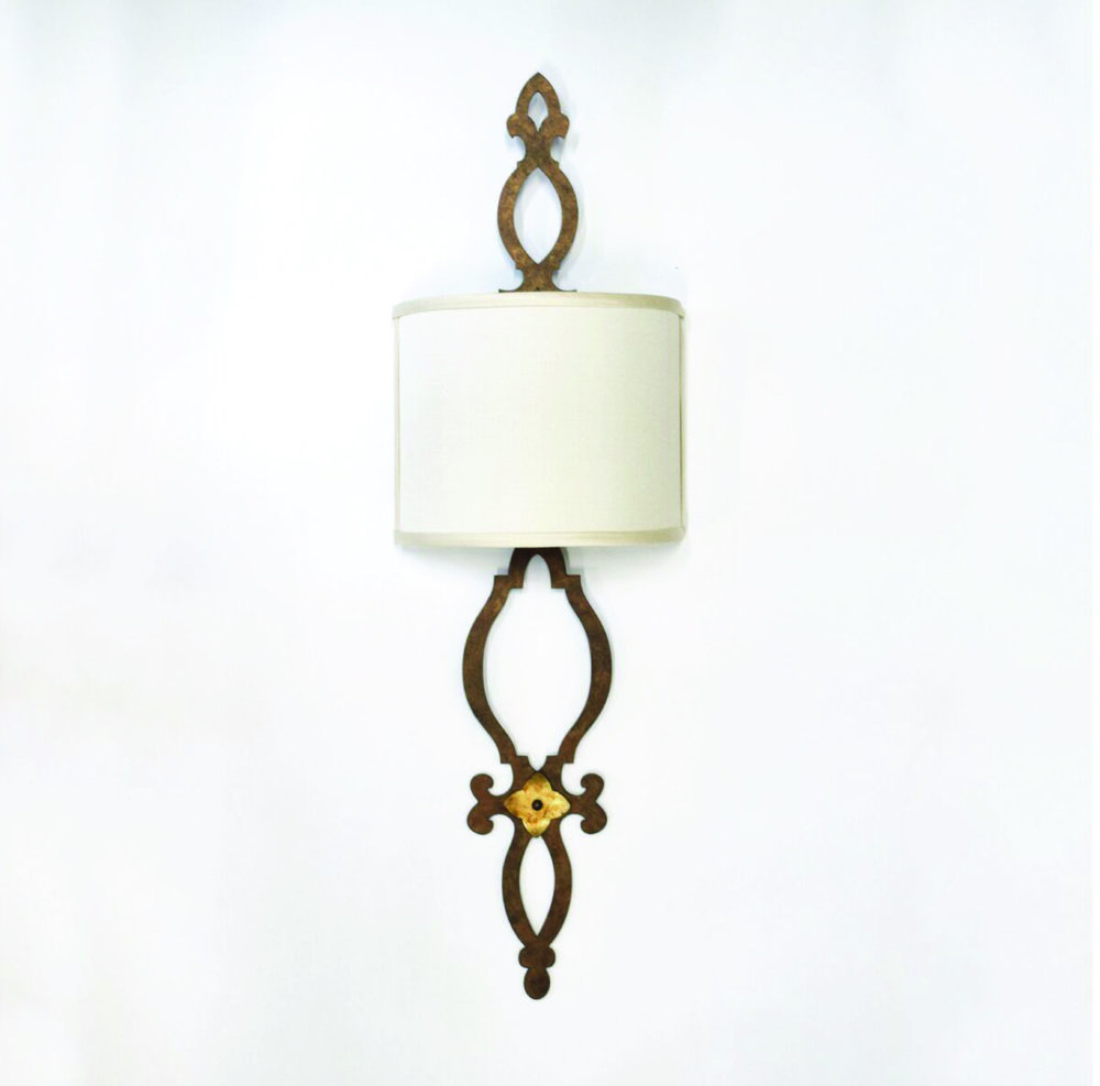 Rosa Sconce