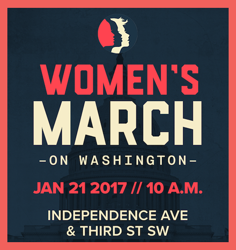 Women's March Washington - Jan 21, 2017
