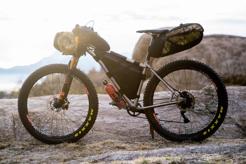 Shenandoah Seat Bag Wanderlust Bikepacking Outdoor Gear
