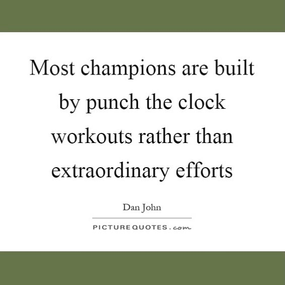One of the things that comes up again and again when I read the thoughts of coaches far more knowledgeable than I am is CONSISTENCY. If you have a goal and you're using fitness to achieve that goal, then the most important thing you can do is SHOW UP.  Look at your behaviors and look at your goal. Make sure they match up. If they don't, then today is the perfect day to start!  #fitnessmotivation #fitfam #statenisland #personaltraining #personaltrainer #fitness #consistency #workingout