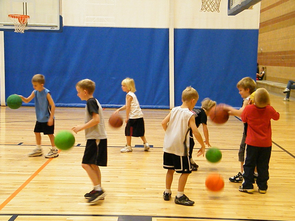 Kids Basketball -