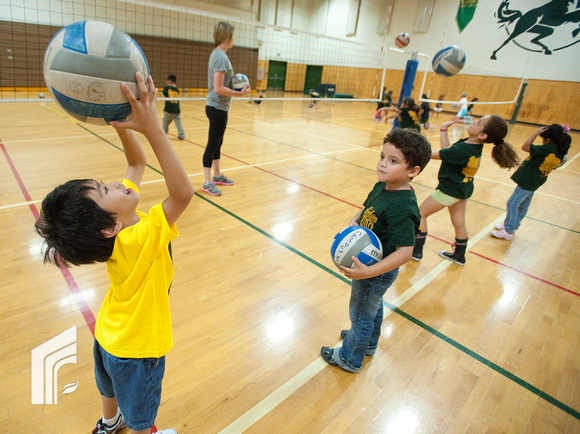 Kids Volleyball -