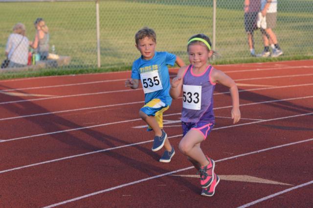 Kids Track -