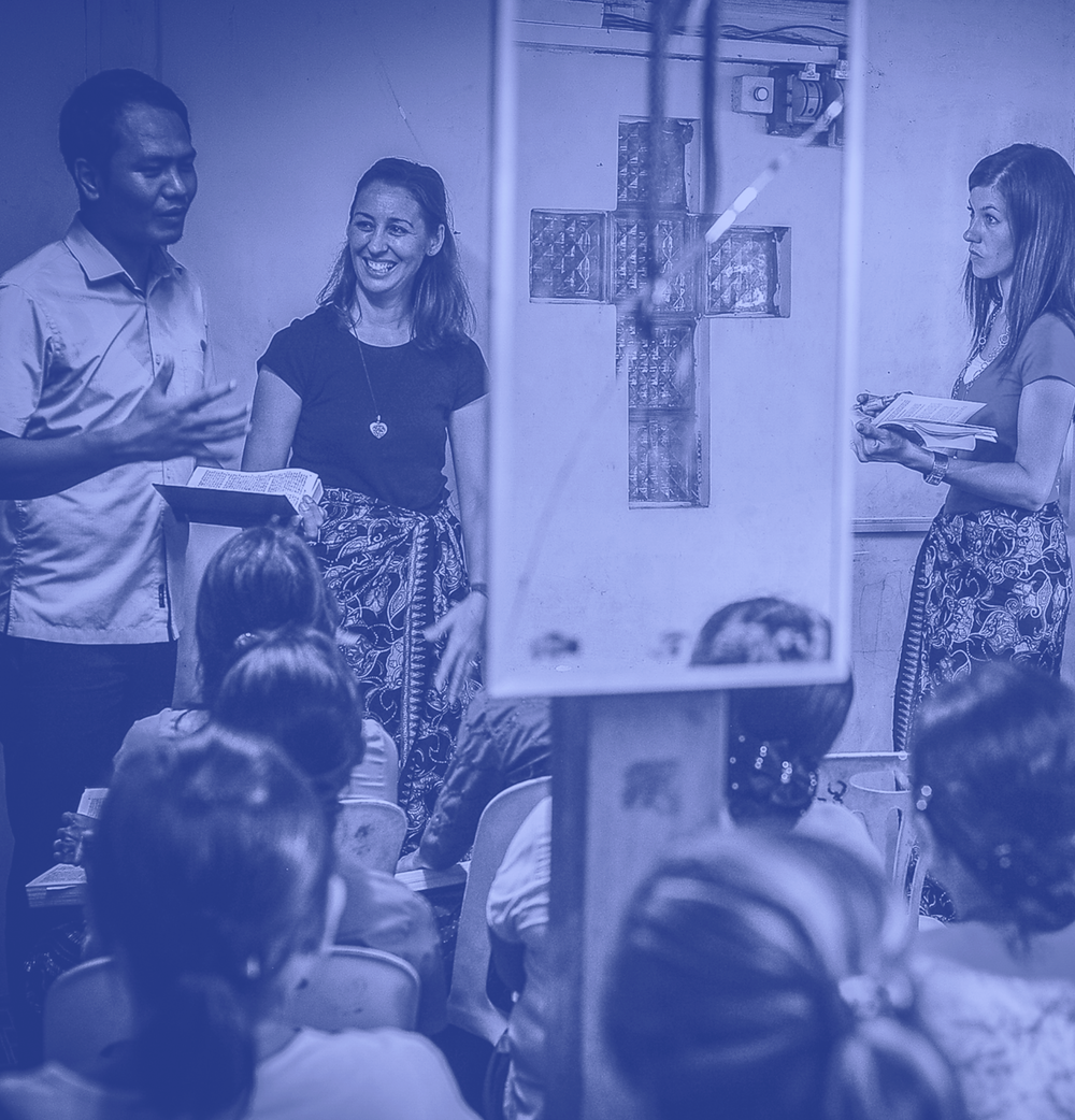 capacitamos agentes de cambio - Fortalecemos y escalamos iniciativas existentes, promovemos el trabajo colaborativo y los procesos de creación colectiva en temas de participación ciudadana y transformación social para facilitar el impacto colectivo.
