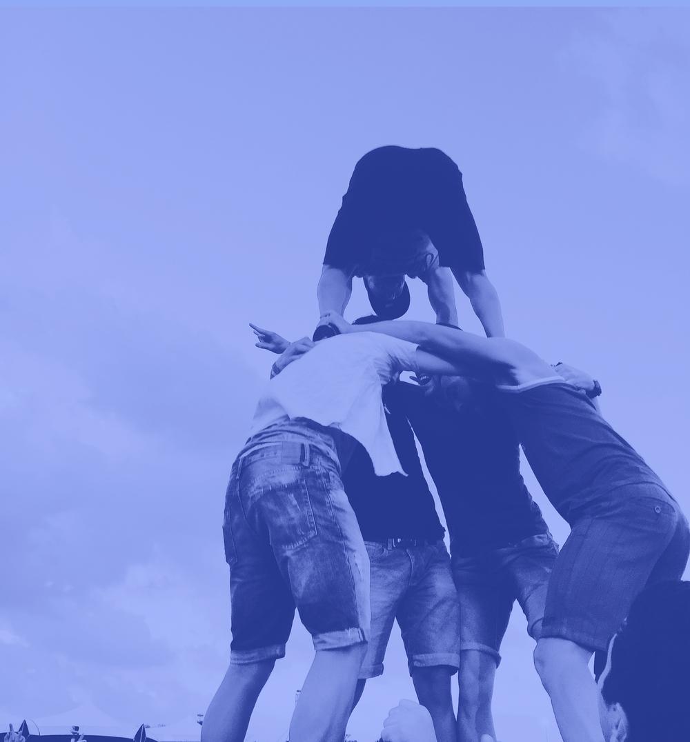 Activamos ciudadanos - Inspiramos, invitamos e involucramos personas para que participen a través de acciones concretas, en el proceso de creación de nuevos imaginarios, en cambios culturales y conductuales y en la construcción e implementación de soluciones sostenibles para la sociedad.