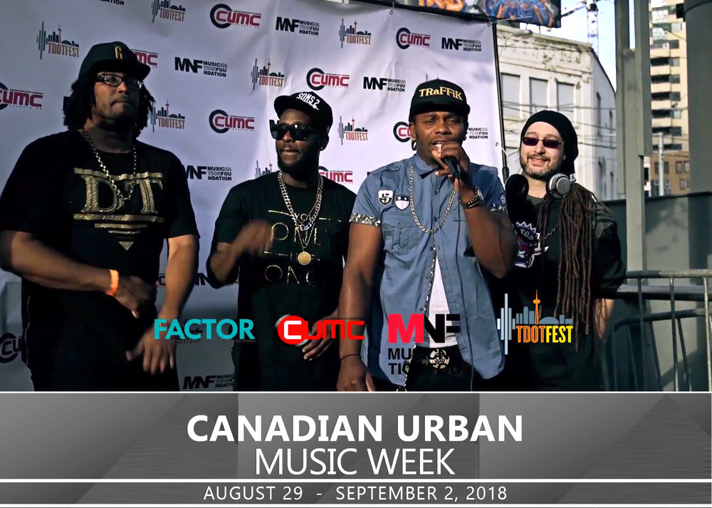 www.CanadianUrbanMusic.com
