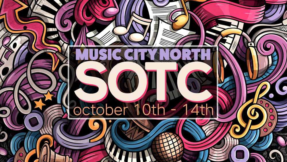 SOTC - Soundtrack of the City  hits Queen and Kensington for another edition of our indie music fest!   AND, we are doing something pretty special! All week at  The Hideout Toronto , we have FEMALE FRONTED acts to show support of the amazing women we have in the music scene. This is simply because it is something that we have always done and always will. Booking has been based on talent, friendships built with artists, and their dedication to the music scene.   Needless to say, these kick ass ladies, and the talented gentlemen in their bands, are going to SLAY the festival! We even have a couple of surprises!!   Bovine Sex Club   The Cloak and Dagger Pub   Edenhall   The Hideout Toronto   The Paddock Tavern   FULL FESTIVAL EVENT:  https://www.facebook.com/events/232501154133690/   COVER EACH NIGHT / BAR: $10 DAY WRISTBAND: $15 ADVANCE WEEKEND WRISTBAND: $10 (available until September 24th) NOT APPLICABLE FOR THURSDAY or SATURDAY AT HIDEOUT WEEKEND WRISTBAND: $40  THURSDAY AND SATURDAY NIGHTS AT  The Hideout Toronto  there are SECRET ARTIST!!!!   WEDNESDAY - KICK OFF PARTY 8:00 - 8:45  Command Sisters  9:00 - 9:45  Just Jillians Music  10:00 - 10:45  Carmen Toth  11:00 - 11:45  Cubs Refrain   Get your wristbands now for a reduced rate and be part of the community!