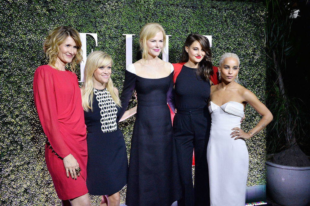 Laura Dern, Reese Witherspoon, Nicole Kidman, Shailene Woodley and Zoe Kravitz attending ELLE's Women in TV celebration (2).jpg