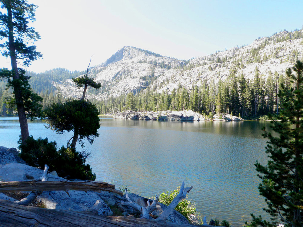 Crag Lake in Desolation Wilderness