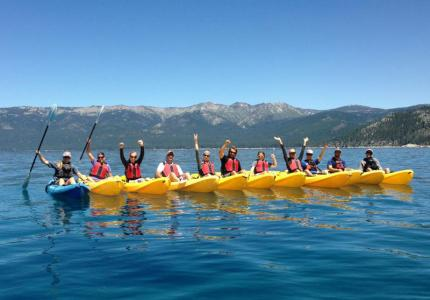 Kayak - Tahoe Adventrue Company