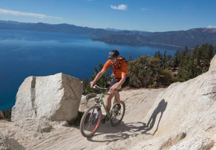 Top 10 Places For Mountain Biking In Lake Tahoe Laketahoe Com