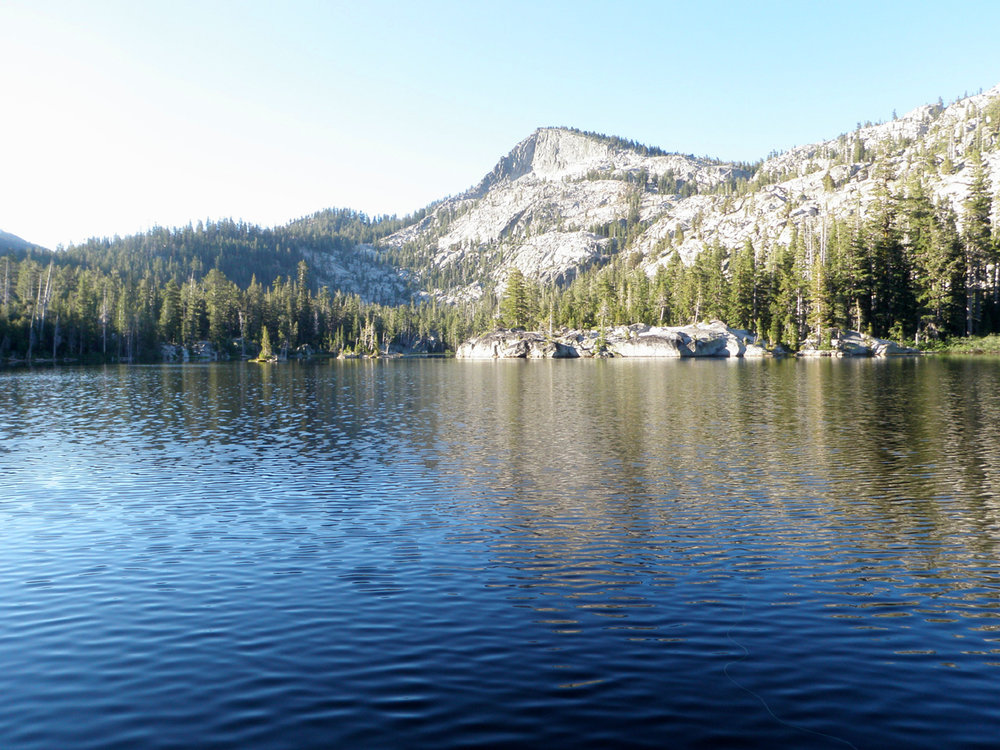 Desolation Wilderness lakes