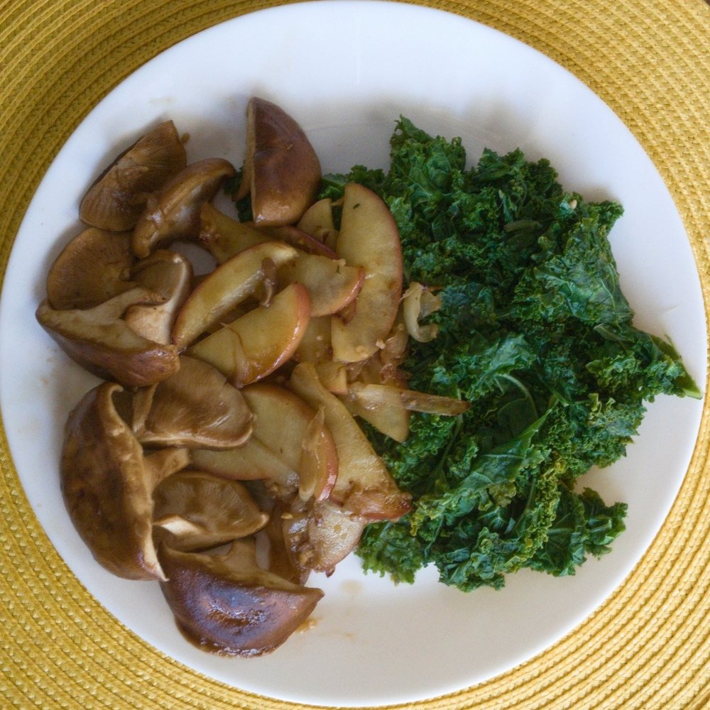 Shiitake Mushroom Kale Sautee .jpeg