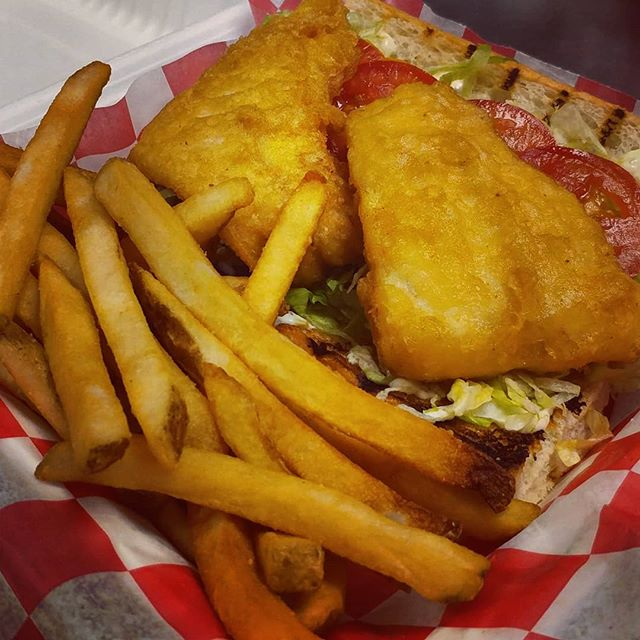 Did you know you can order all of our food for takeout?  Call today!  720-630-8053. Try our fried haddock sandwich for only $10.95. #eatlocal #haddock #fishsammy #Lafayette #Colorado #realgood #realfood #Reelfish
