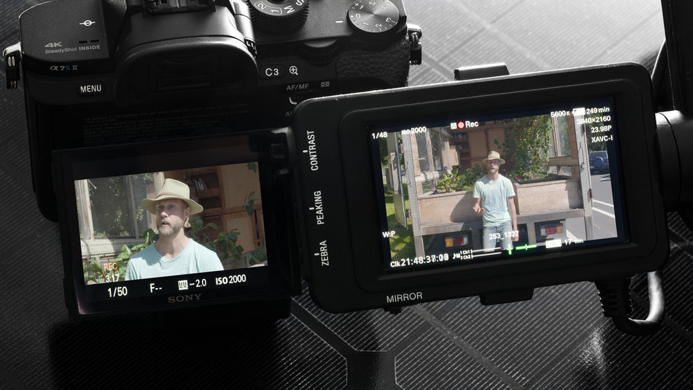 A Super Easy Trick for Framing a Two-Camera Interview — Resolution ...