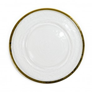 Gold Rimmed Glass Charger.jpg