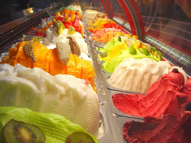 Morality is not a preference; you can't choose it like you would a flavour of gelato. (Photo by Alex Gorzen, via Wikimedia Commons)