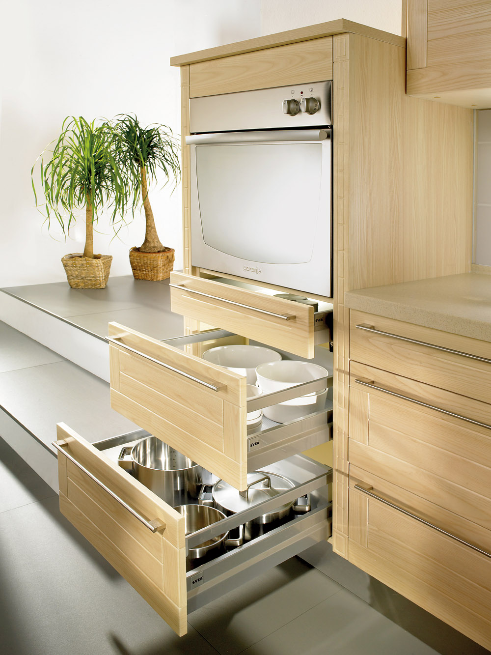 Oven Drawers