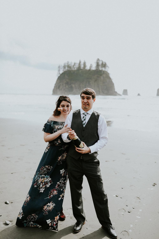 - AARON AND CHELSEA ON LA PUSH BEACH