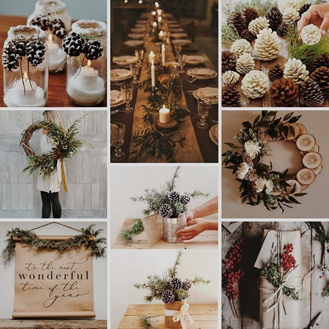 Just a few highlights from a Pinterest board we put together for you! Check it out for holiday party decor inspiration, tips, and how-to's! https://bit.ly/2Sh0Doy #linkinbio