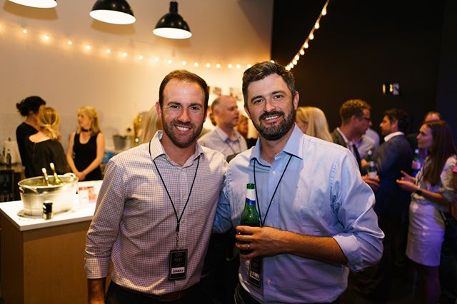 These guys have been nice enough to use Showcase for their corporate events yearly. 🍻 We love helping our clients bring their vision to life in this space!