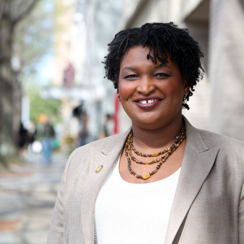 Stacey Abrams - GeorgiaGovernor