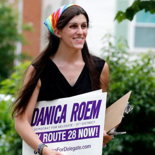 Danica Roem - Delegate, Virginia House of Delegates