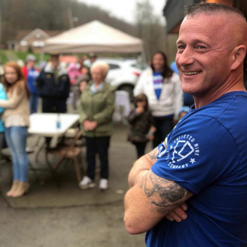 Richard Ojeda - CongressWest Virginia, 3rd District