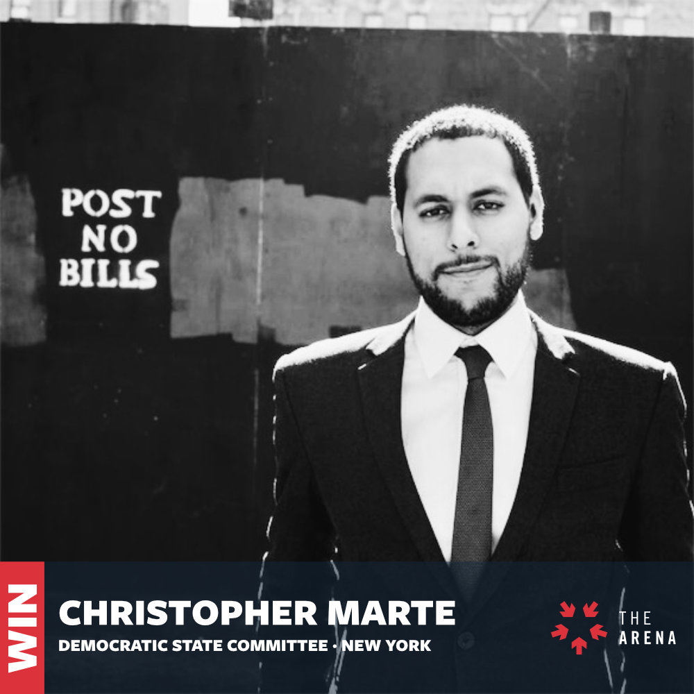 Christopher Marte