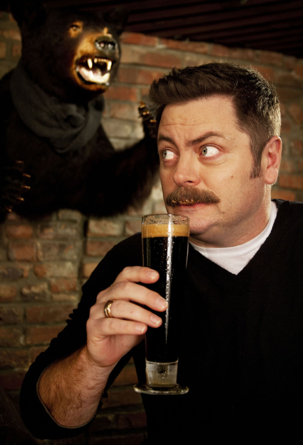 Nick Offerman | actor | TV Guide Magazine