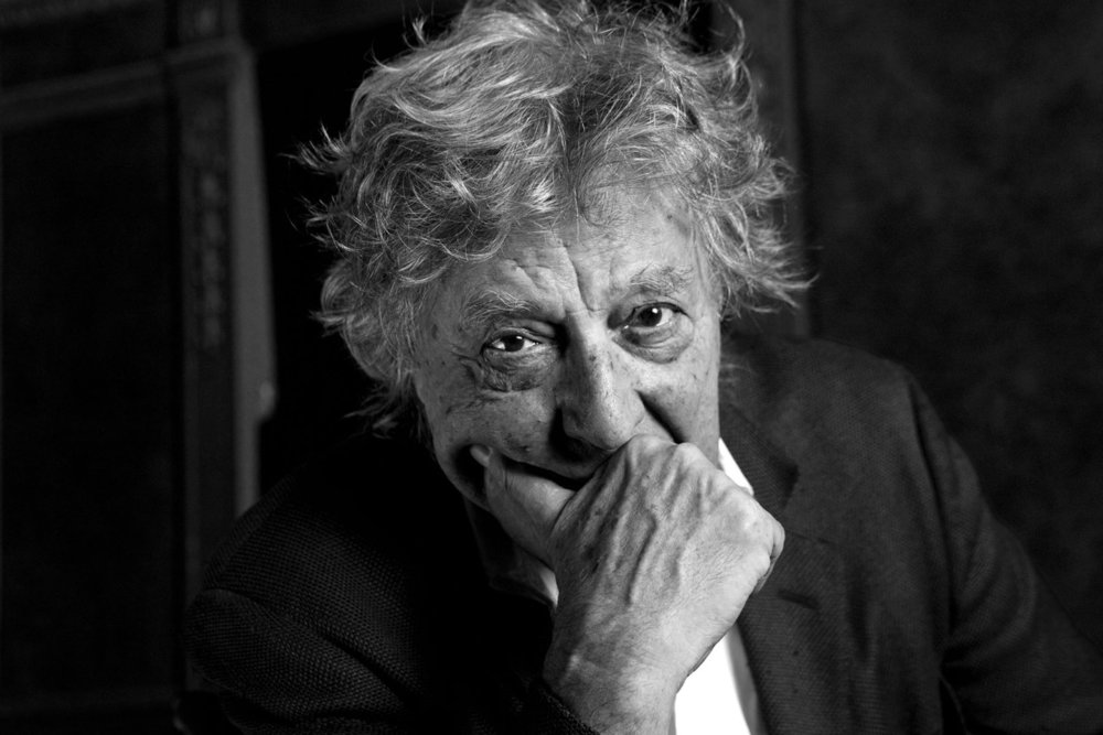 Playwright Tom Stoppard