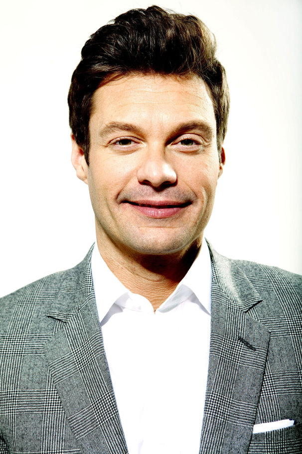 Ryan Seacrest | host, producer | AdWeek