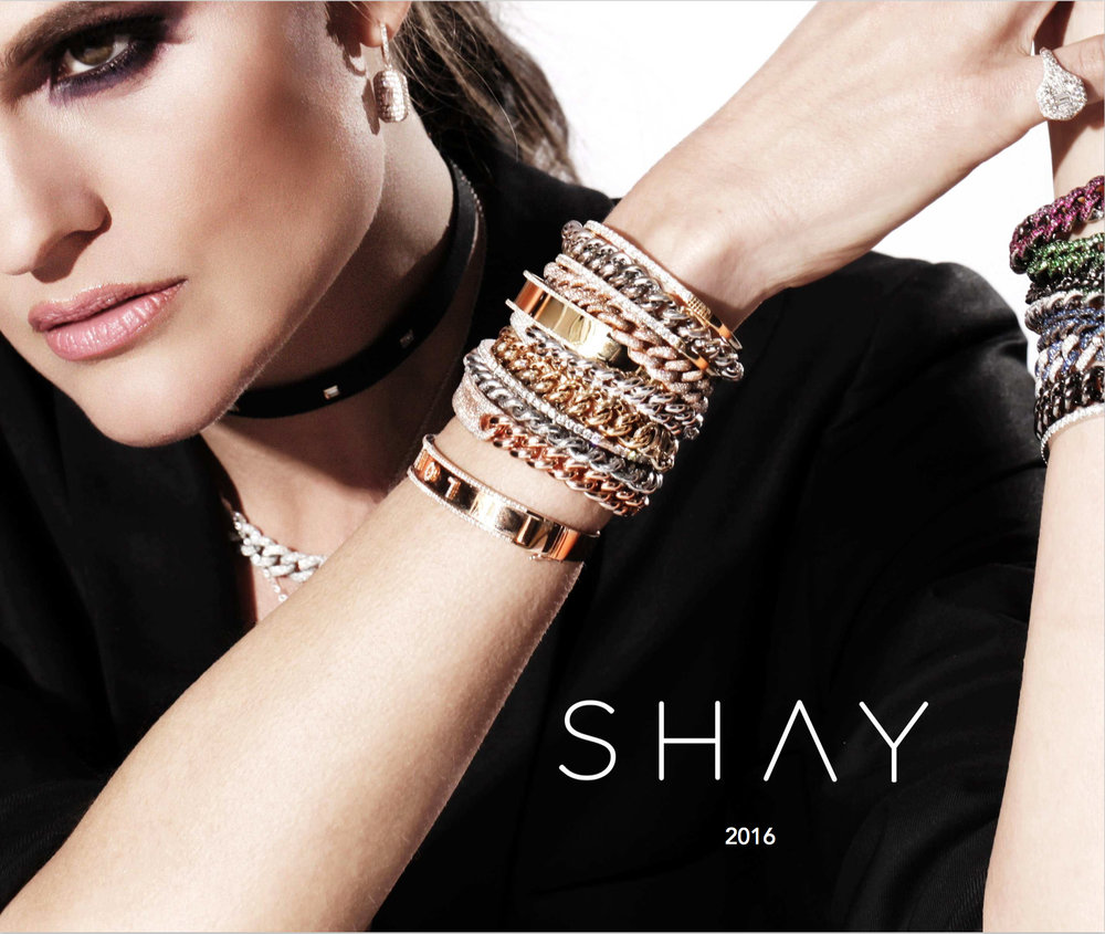 Shay Jewelry LookBook
