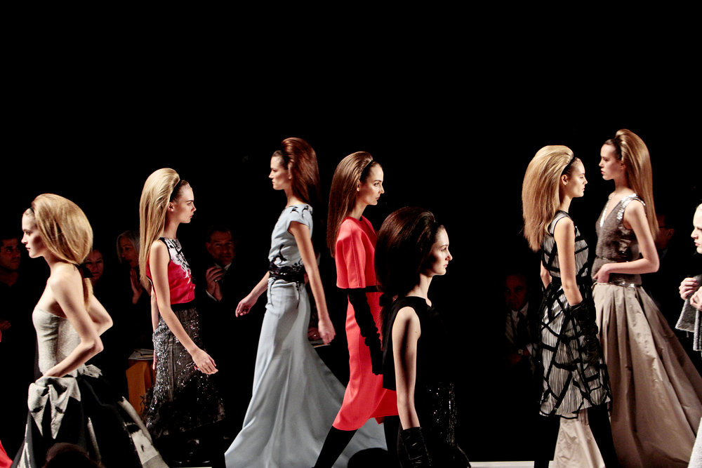 finale Carolina Herrera/ The New York Times