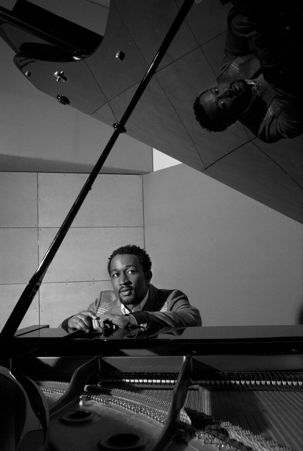John Legend | recording artist | The Boston Globe