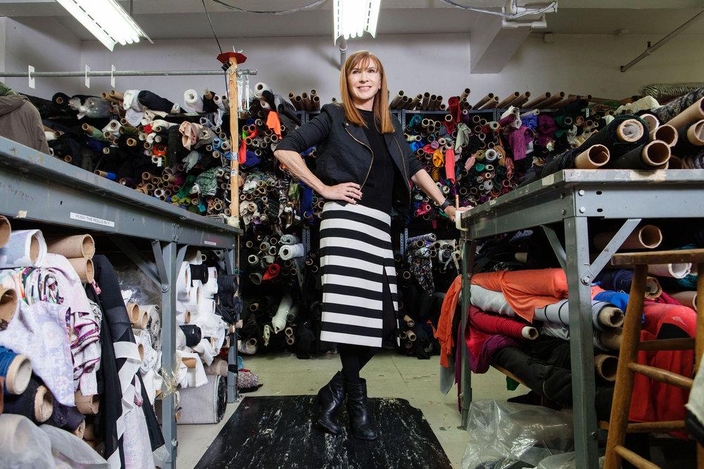 Nicole Miller | fashion designer